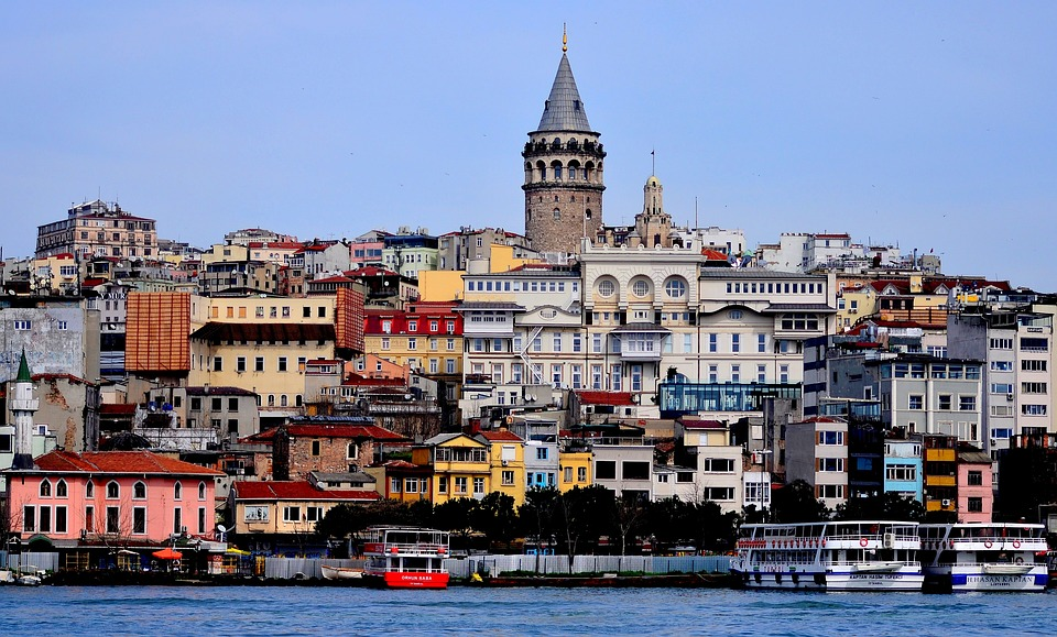 Day 1: Arrival in Istanbul