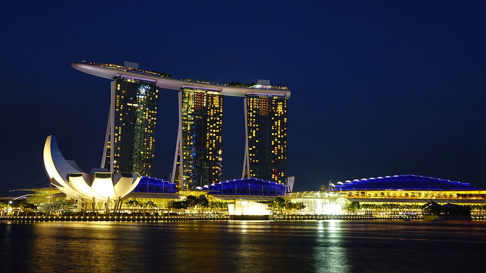 Day 4: Departure from Singapore
